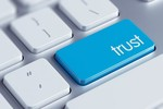 Governing Illicit Online Markets through Communication and Trust